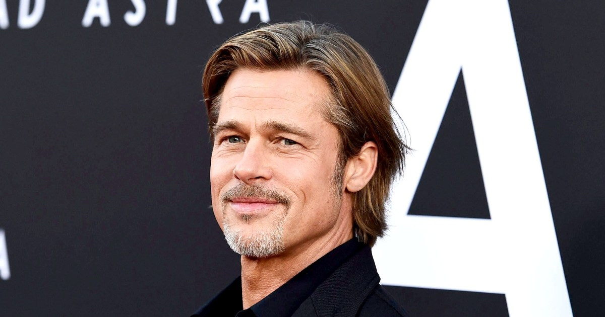 Brad Pitt Admits He's Not Always Easygoing: 'I Lose It at Times'