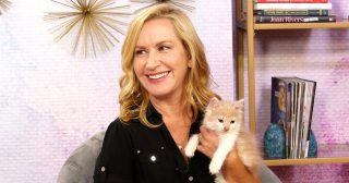 Angela Kinsey: I'm a 'Cat Lady' Just Like My 'Office' Character