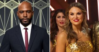 Karamo Brown Says Hannah Brown 'Worked Her Butt Off' to Win 'DWTS'