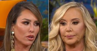 Kelly Says Booze Hit Shannon Harder Than She Did in 'RHOC' Reunion Clip