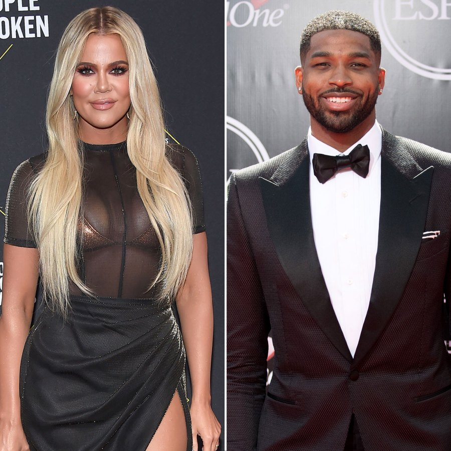 Khloe Kardashian Reacts to Fan Who Wishes Tristan Thompson Never Cheated