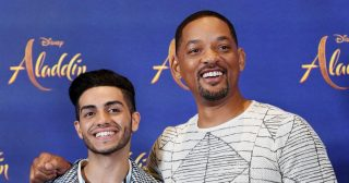Will Smith Reacts to 'Aladdin' Costar's Lack of Auditions Since Disney Film