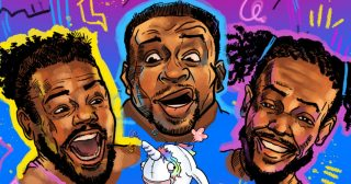 WWE Stars Kofi, Big E and Xavier Talk About the Injuries Holding Them Back
