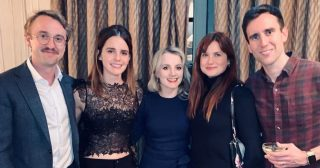 'Happy Christmas, Harry': 'Harry Potter' Cast Reunites Before the Holidays