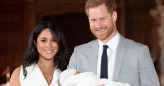 Baby Archie Takes Center Stage in Harry and Meghan's Christmas Card