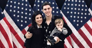 Shenae Grimes-Beech Celebrates Dual U.S. and Canadian Citizenship