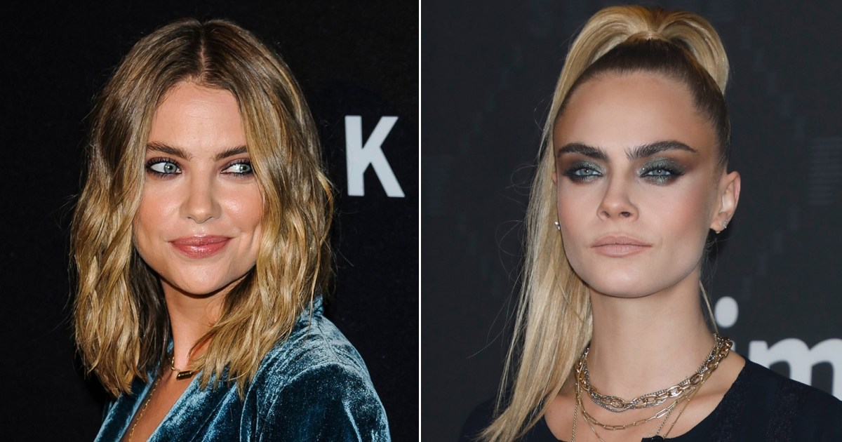 Ashley Benson Explains Cara Delevingne's Absence From Her Birthday Party