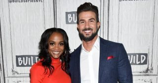 Rachel Lindsay, Bryan Abasolo Heading to Texas for First Married Christmas