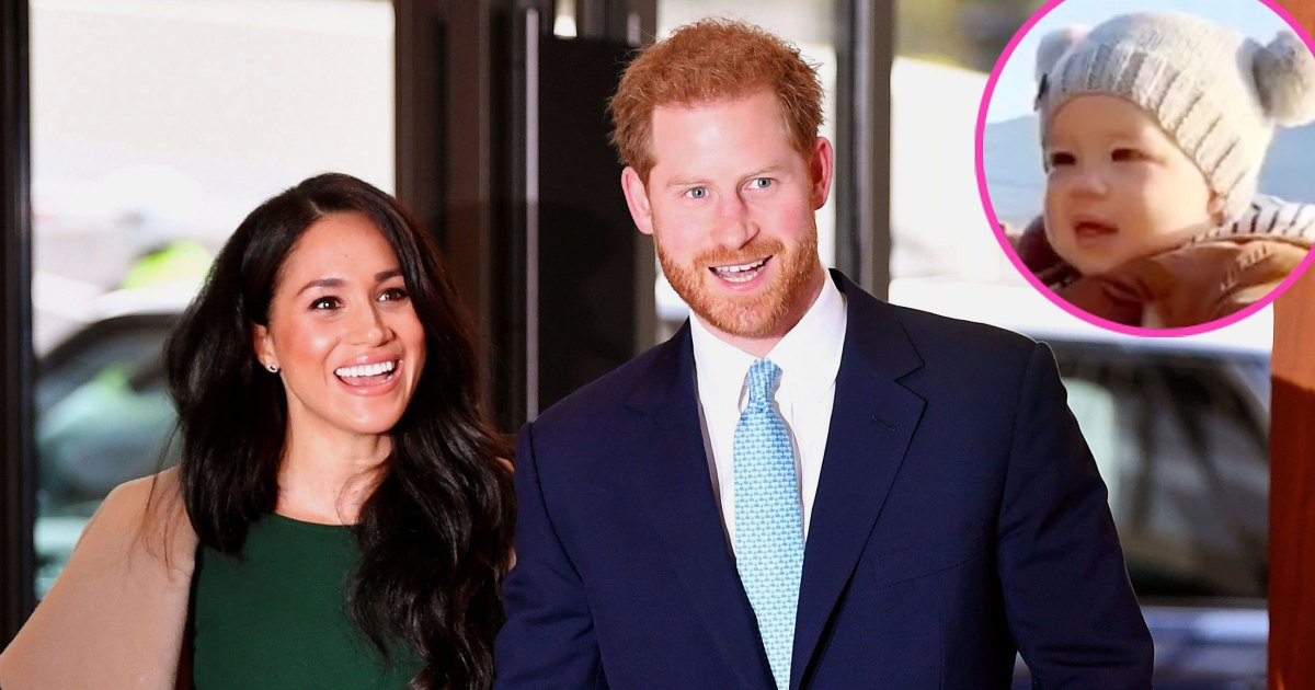 Duchess Meghan and Prince Harry Unveil New Archie Photo, Look Back at 2019