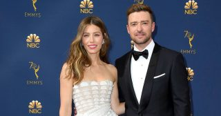 Flirty! Justin Timberlake Comments on Jessica Biel's Instagram After Scandal