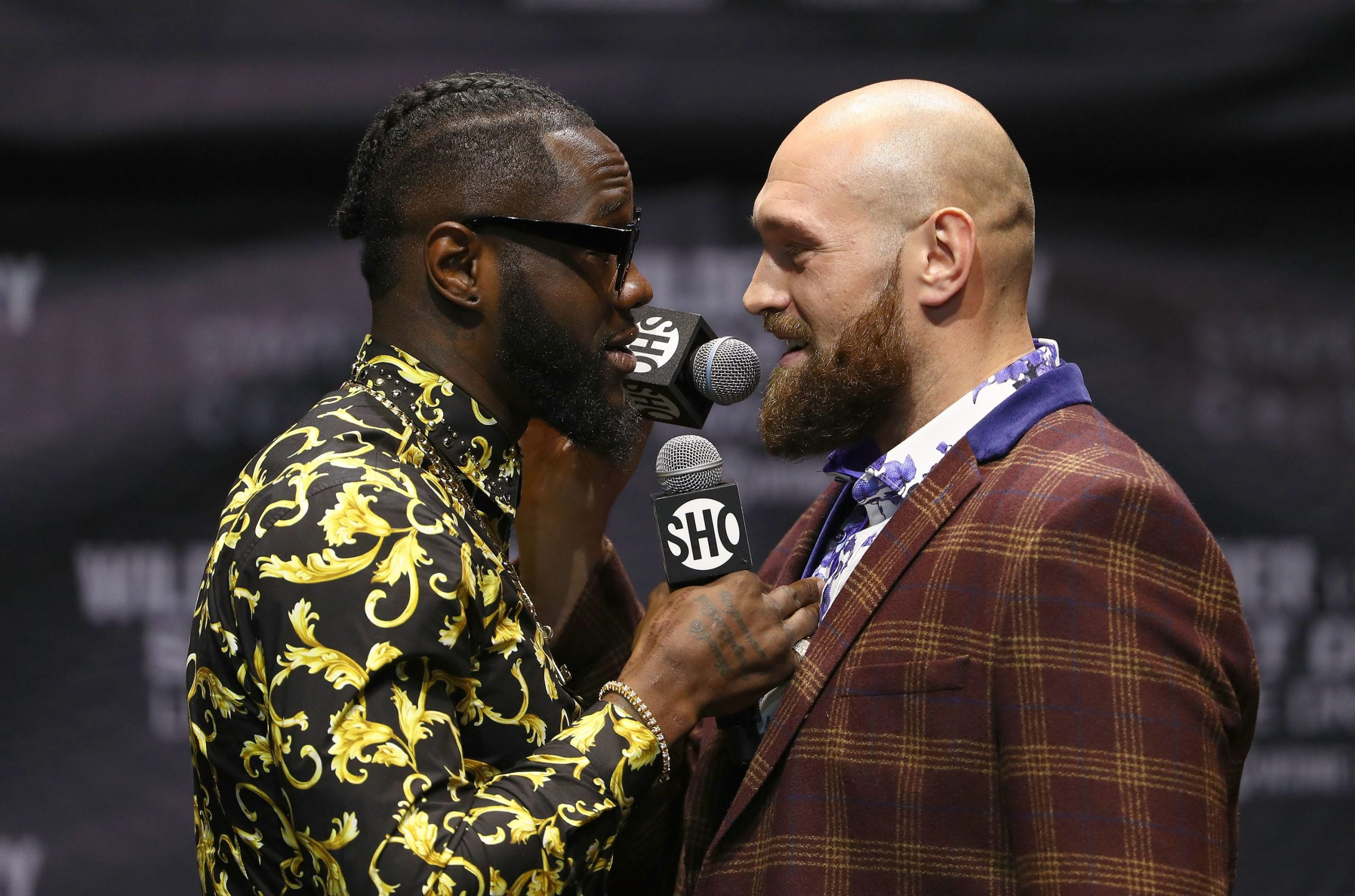 Boxing promoter Bob Arum says the Deontay Wilder rematch against Tyson Fury in Vegas could make more than $100 million