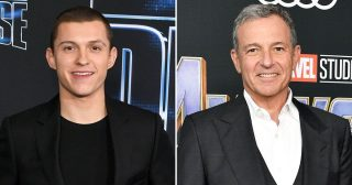 Tom Holland Says His Drunk Phone Call to Disney CEO Saved Spider-Man