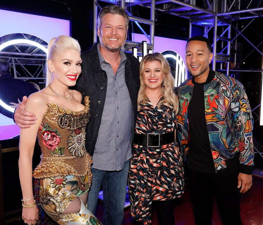 The Voice' Cast on Attending Pre-Thanksgiving at John Legend, Chrissy Teigen