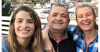Southern Charm's Naomie Olindo's Dad Dies After Esophageal Cancer Battle