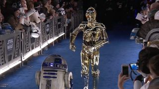 'Star Wars: The Rise of Skywalker' Premiere Features Major Movie Characters