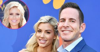 Heather Rae Young: I'm Not 'Trying to Look Like' Tarek El Moussa's Ex Christina