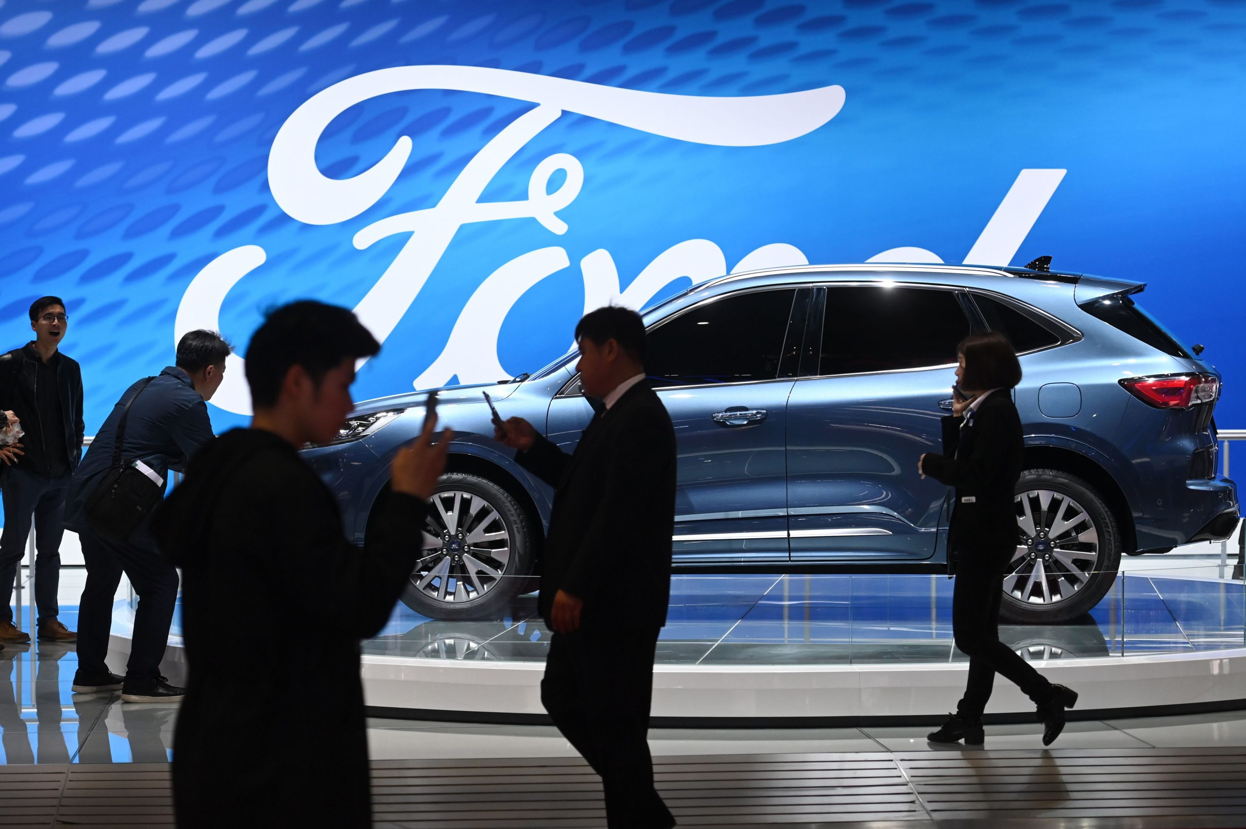 Ford's battle to turn around its China business