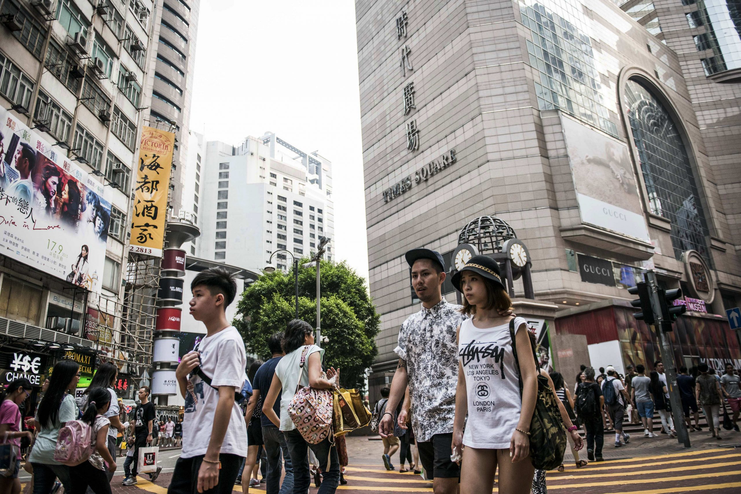 'Hard to imagine' that Hong Kong tourism, retail sales will improve in November, economist says