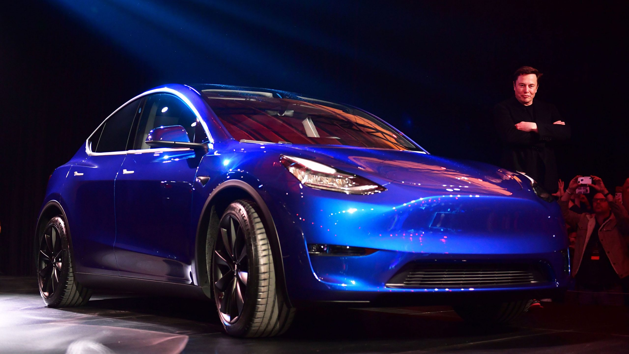 Tesla is poised to deliver Model Y crossover in first quarter of 2020, says Deutsche Bank