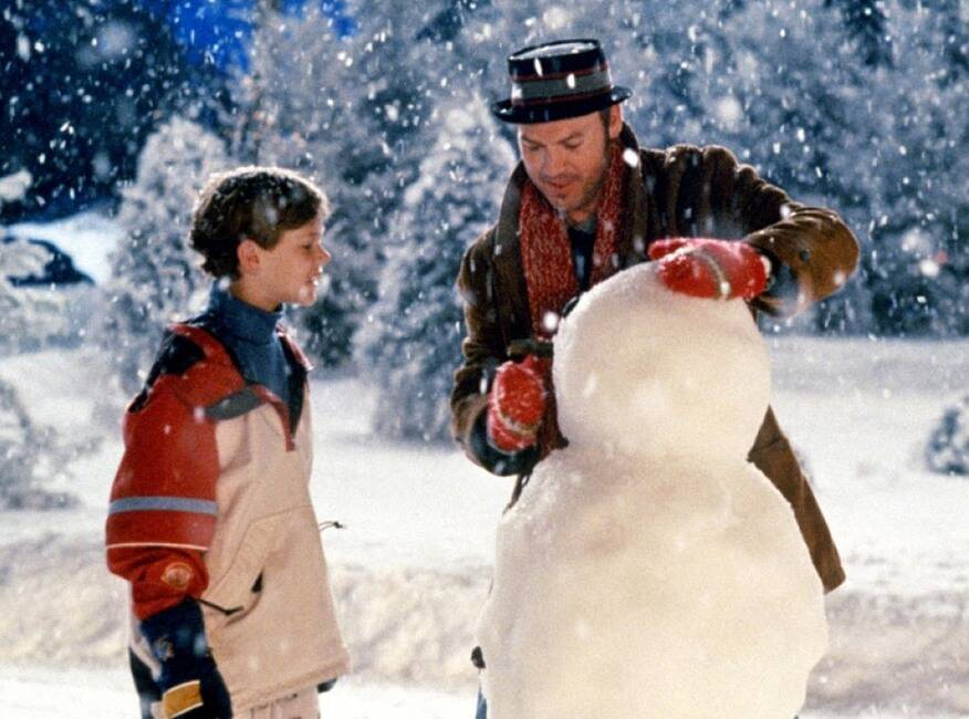 Jack Frost, Christmas Movies