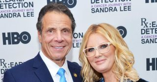 Sandra Lee Says She's 'Sad' After Split from Andrew Cuomo