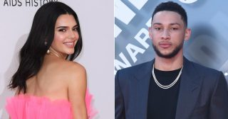 Heating Back Up? Kendall Jenner Spotted at Ex-Boyfriend Ben Simmons' Game