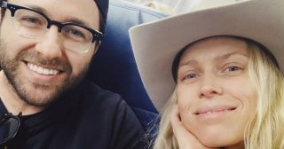 Erin Foster and Fiance Travel to Nashville Ahead of Wedding