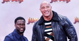 Dwayne Johnson's Heart 'Stopped' After Kevin Hart's Accident News