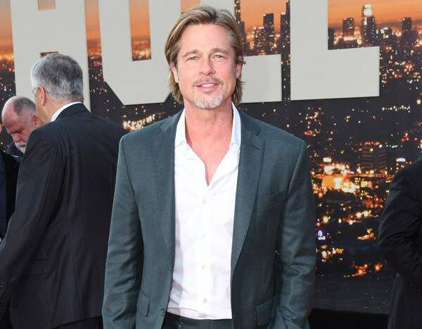 "Brad Pitt Discusses Struggles with Drinking and Coming to Terms With His ""Mistakes"" in Candid Interview"
