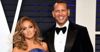 Alex Rodriguez Is 'Blessed' for His 2019 Engagement to J. Lo