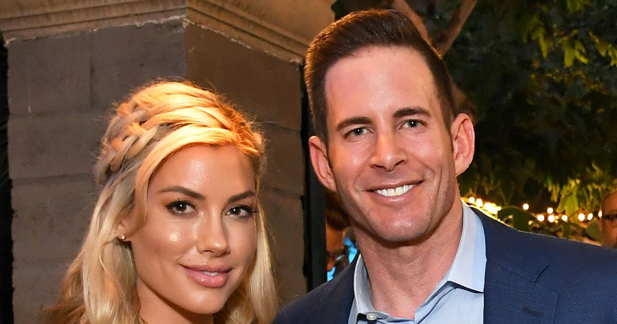 Tarek El Moussa Gushes Over 'Crazy Busy Life' With Heather Rae Young