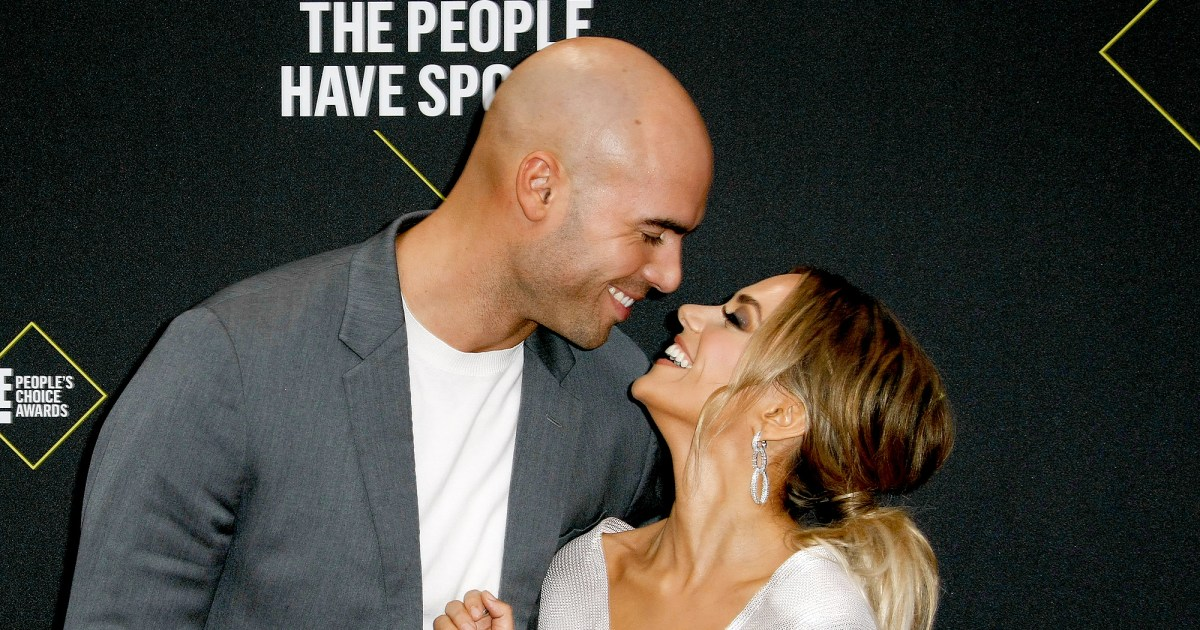 Mike Caussin Spoiled Jana Kramer on Her 36th Birthday After Topless Photo Drama