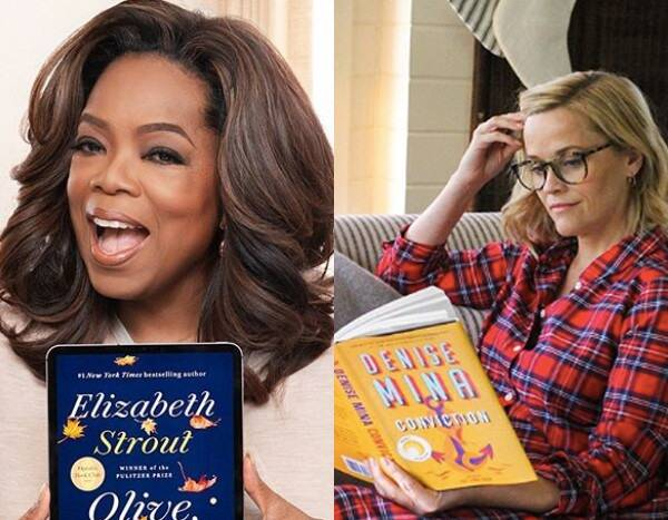 December 2019 Celebrity Book Club Picks From Oprah, Reese Witherspoon, Emma Watson & More