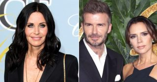 Courteney Cox, The Beckhams and More Stars' 2019 Christmas Celebrations