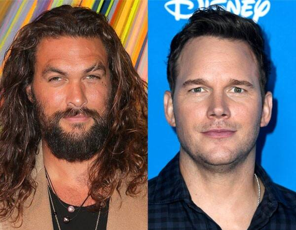 Why Jason Momoa Just Called Out Chris Pratt–and His Water Bottle