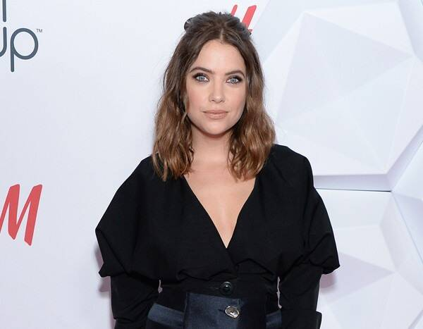Ashley Benson's Choppy Bob Cut Is a Warm Welcome This Winter