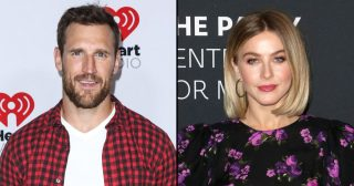 Brooks Laich Posts About 'New Chapter' After Julianne Hough Ditches Ring
