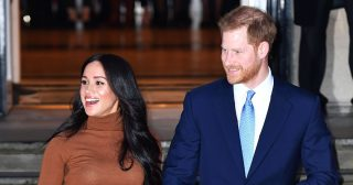Moving to Canada? Harry and Meghan Are 'Considering Options' for Their Future