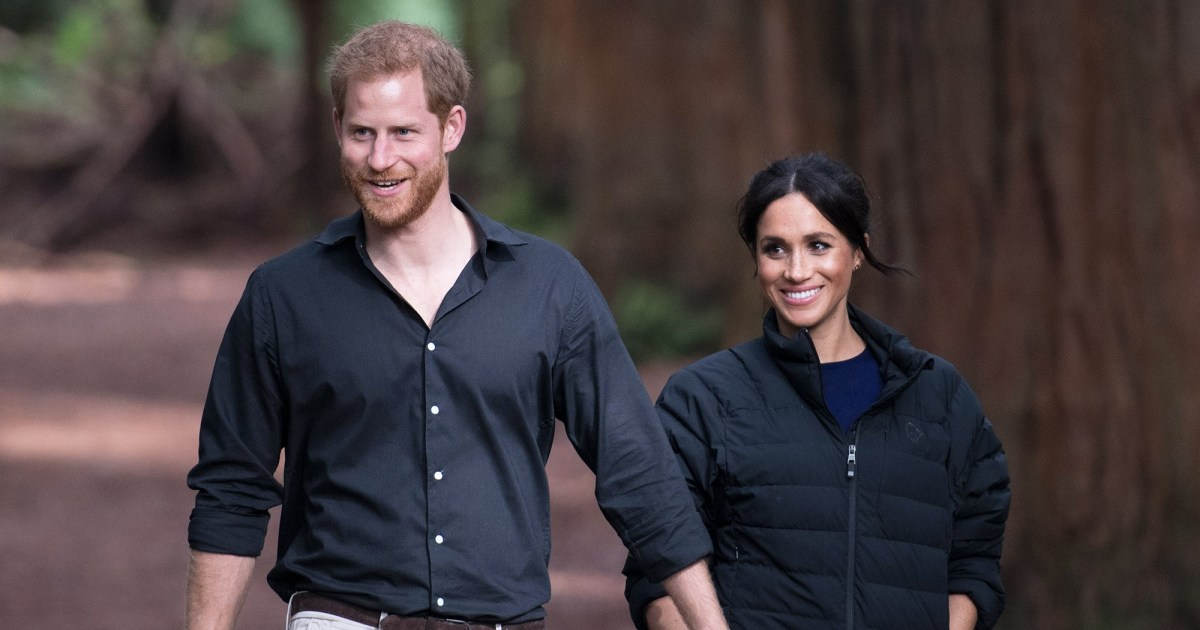 Royal Family Had No Idea About Harry, Meghan's 'Irresponsible' Announcement
