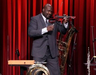 "Shaquille O'Neal Playing ""Old Town Road"" On A Plastic Horn Is A Must-Watch"