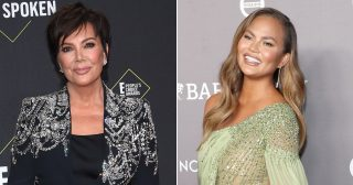 Kris Jenner Adopts Dog From Same Litter as Chrissy Teigen's New Pup