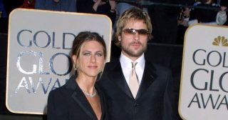 Once Upon a Time! Look Back at Brad Pitt and Jennifer Aniston at the 2002 Golden Globes