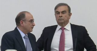 Watch live: Former Nissan Chairman Carlos Ghosn holds a news conference after his escape to Lebanon