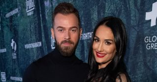 Nikki Bella and Artem Chigvintsev Are Engaged After 1 Year of Dating