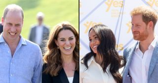Duchess Kate, Prince William Reflect on 2019 With Video Featuring Harry, Meghan