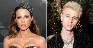 Kate Beckinsale Goes Off on Machine Gun Kelly Rumors: 'Get a F--king Life'