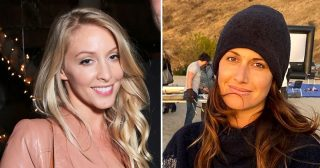 Brandon Jenner's Ex-Wife Poses With His Pregnant Girlfriend: 'Sister Mamas'