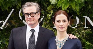 Colin Firth and Estranged Wife Livia Cohost Film Screening After Split