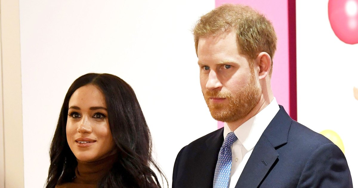 Buckingham Palace: Issues With Prince Harry, Duchess Meghan Are 'Complicated'