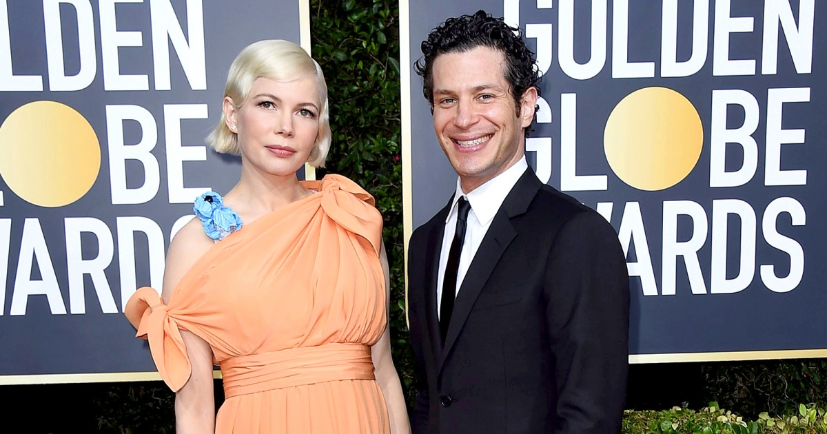 Why Michelle Williams and Thomas Kail's Relationship Started Out 'Messy'